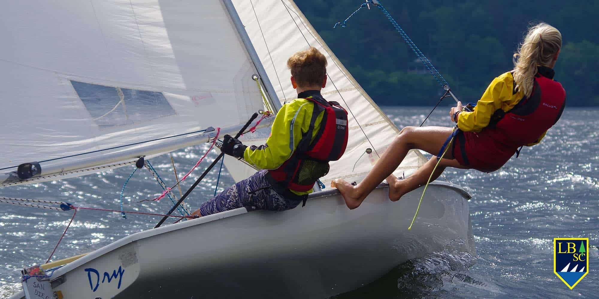 Lake of Bays Sailing Club - Open sail race
