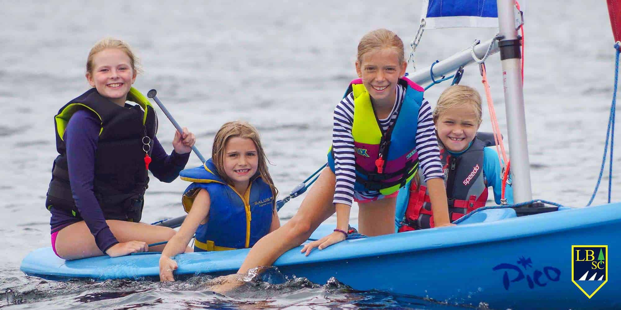 Lake of Bays Sailing Club - Young Salts